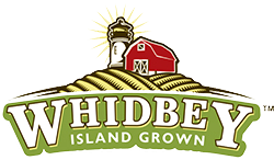 Whidbey Island Grown logo